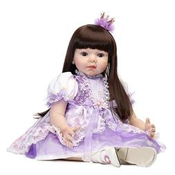 NPK collection Reborn Toddlers Girl 28inch 70cm Silicone Reb