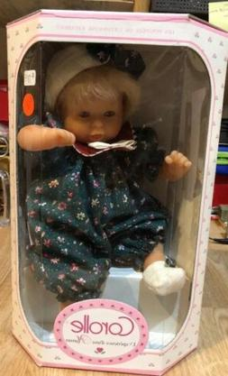 """S1) Corolle Baby Doll 12"""" The Experiance Of Mom Minouche P"""