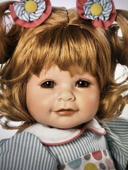 Sandy  Toddler Girl Doll 20 Inch Realistic Life Like Real Lo
