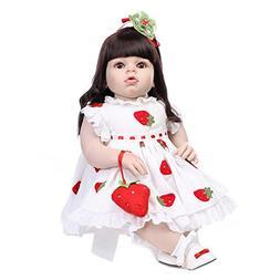 NPK collection 28inch 70cm Silicone Reborn Baby Dolls Girl L