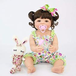 NPK collection 55cm Full Silicone Vinyl Reborn Baby Doll Toy