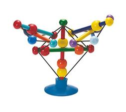 Manhattan Toy Skwish Stix Baby Table Top Suction Activity T.