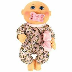 "Cabbage Patch Kids 9"" Snuggle Time Girl, Blue Eyes"