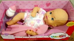 Little Mommy Baby So New Boy Doll