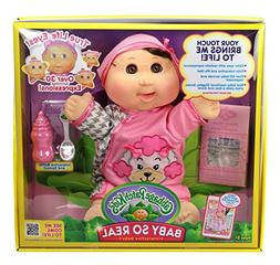 "Cabbage Patch Kids 14"" Baby So Real Brunette Standard Packag"