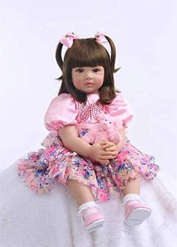 PURSUEBABY Real Life Toddler Princess Girl Doll Ann Snuggle