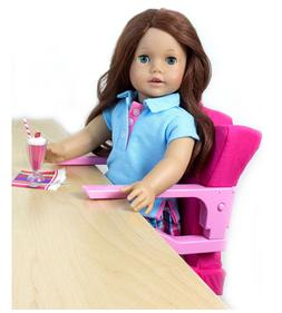 """Sophia's Clip On Chair perfect for 18"""" Dolls American Girl D"""