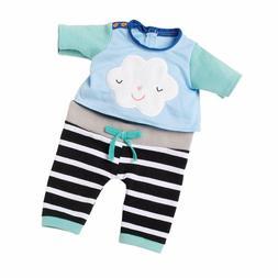 Manhattan Toy Baby Stella Happy Little Cloud Baby Doll Cloth