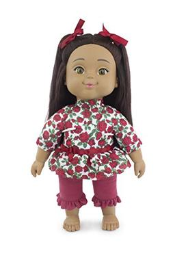 Positively Perfect Hispanic 14.5IN Doll - Stella