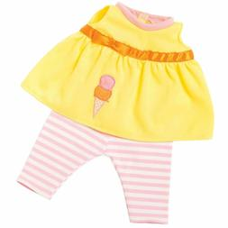 """Manhattan Toy Baby Stella My Treat Baby Doll Clothes for 15"""""""