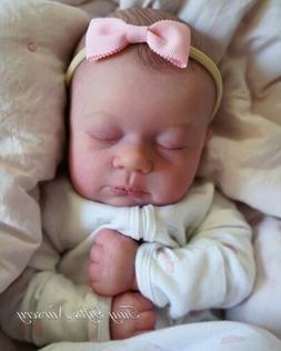 Stunning Lifelike Chunky Reborn Baby Realborn Autumn By Tiny