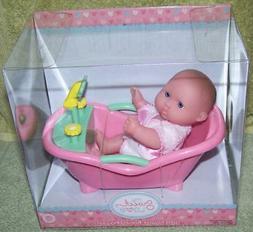 My Sweet Love Lots to Love Mini Baby in Bathtub Mini Playset
