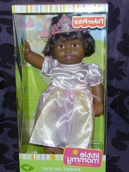 Little Mommy Sweet As Me Princess Doll ~ African American