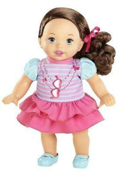 Little Mommy Sweet As Me Uptown Sweetie Baby Doll