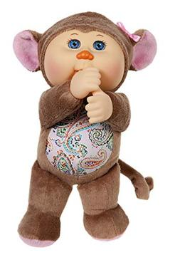 "Cabbage Patch Kids 9"" Syndey Monkey Zoo Cutie"