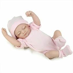 TCBunny PENSON & CO. Reborn Newborn Baby Realike Doll Handma