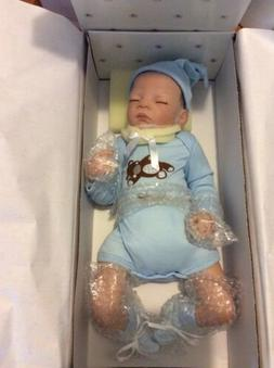 The Ashton Drake Galleries Sweet Dreams Baby Mathew Doll by