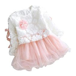Toddler Baby Girls Clothes Sets for 0-24 Months,Lovely Long