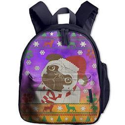 Amkong Toddler Backpacks for Boys Girls,Dog Kid Children Sch