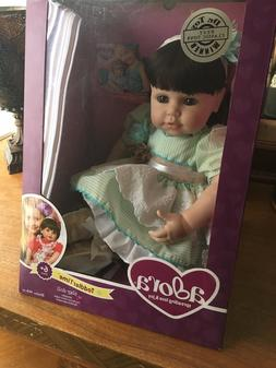 toddler doll honey bunch in box