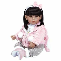 "Adora Toddler ""Cottontail"" Doll 20"" Girl Weighted Doll Gift"