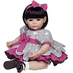 "Adora Toddler Little Dreamer 20"" Girl Weighted Doll Gift Set"