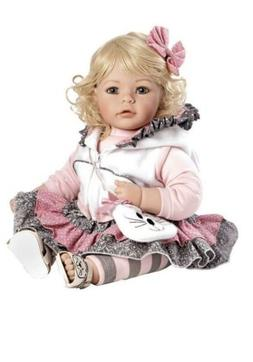 Adora Toddler The Cats Meow 20 Inches Girl Weighted Doll Chi