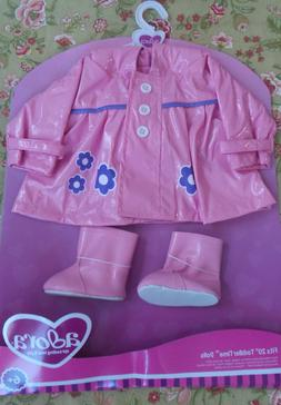 """Adora Toddler Time Baby Sprinkles Fashion Fits Most 20"""" Play"""