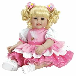 "Adora Toddler ""Ice Cream Party"" 20"" Girl Weighted Doll Gift"