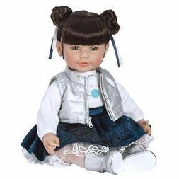 Adora ToddlerTime Doll Cosmic Girl 20 inch Toddler Baby Doll