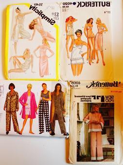 U PICK! Misses & Mens Vtg Caftan, Nightgown, Lingerie, Robe