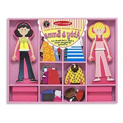 USA Wholesaler- 17370293-Abby & Emma Magnetic Dress-Up