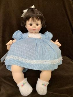 "Vintage Madame Alexander 20"" PUSSYCAT BABY DOLL #6252, MINT"
