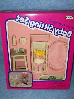 Vintage Baby Sitting Set by Sears Roebuck for Barbie & other