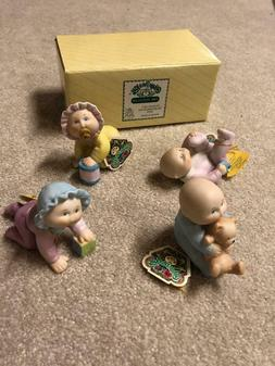Vintage Cabbage Patch Kids Porcelain Baby Dolls Figurines 19