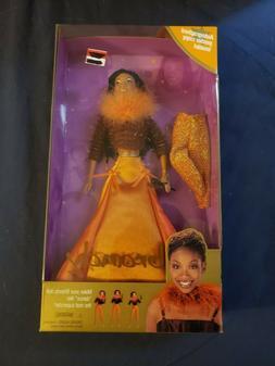 Vintage Super Star Brandy Doll from hit TV Show Moesha New I