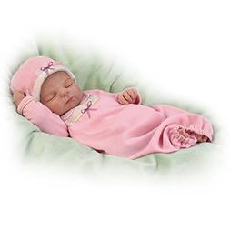 Violet Parker Sleep Tight Emma Lifelike Baby Doll by The Ash