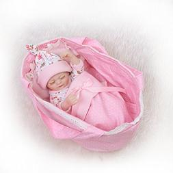Lilith Waterproof Bathable 10 inch 26cm Miniature Reborn Bab
