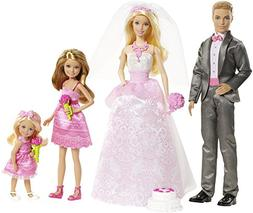 Mattel Barbie Wedding Set