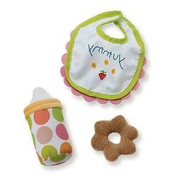 Manhattan Toy Wee Baby Stella Feeding Baby Doll Accessories