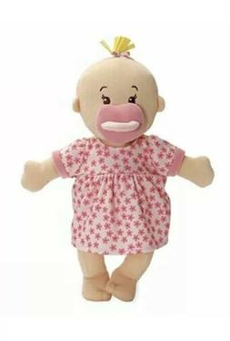 Manhattan Toy Wee Baby Stella Magnetic Pacifier Soft Doll