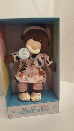 Wee Baby Stella Soft Baby Doll African American With Magneti