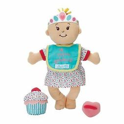 "Manhattan Toy Wee Baby Stella Sweet Scents 12"" Soft Baby Dol"