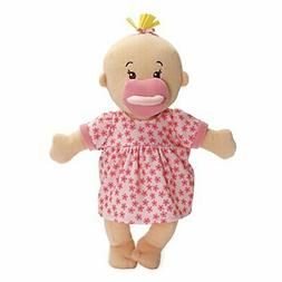 "Manhattan Toy Wee Baby Stella Peach 12"" Soft Baby Doll - Fas"