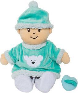 """Manhattan Toy Wee Baby Stella Snow Day 12"""" Soft Baby Doll"""