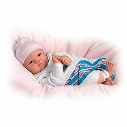 Welcome to the World Baby Girl Doll  By The Ashton-Drake Gal