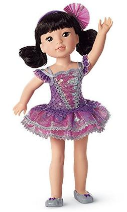 American Girl WellieWishers Showtime Ballet Costume for Doll