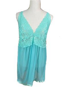Airose Womens Plus Size Baby Doll Lingerie Nightwear Sleepwe