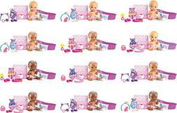 Little Mommy Wonder Nursery Doll, Blonde, Styles May Vary