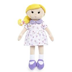 You & Me My Lovely Blonde Girl Rag Doll